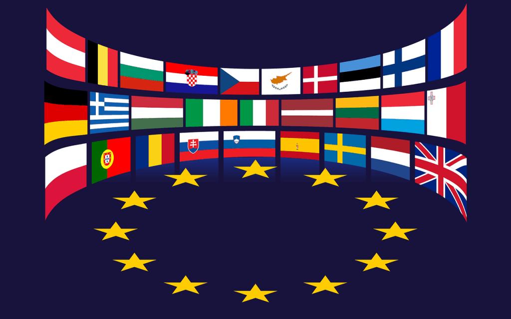 איחוד אירופאי כל המדינות