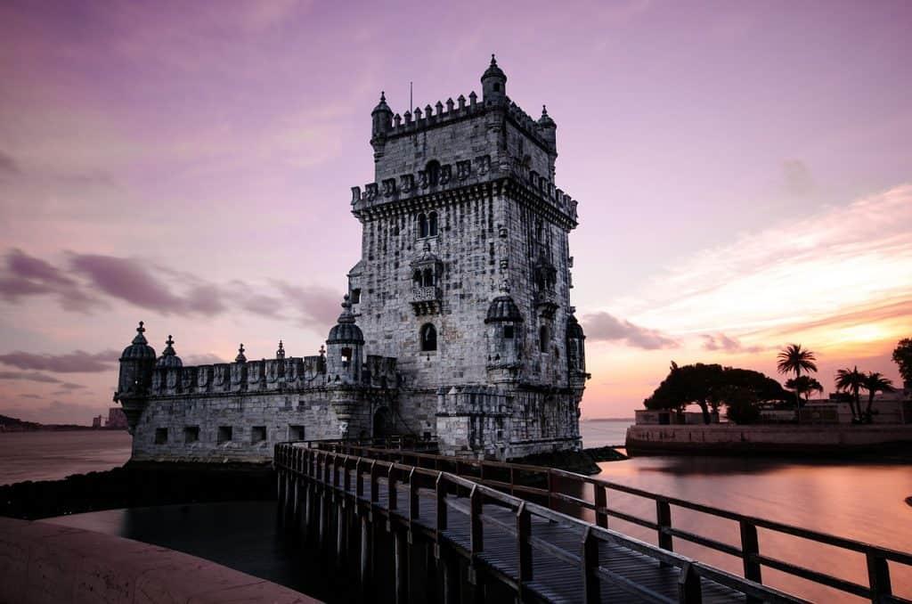 מגדל בפורטוגל