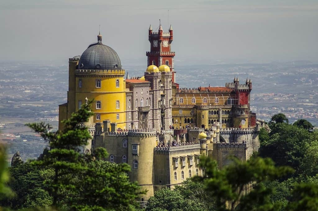 Portuguese castle