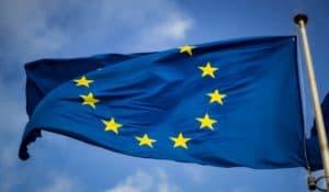 דגל האיחוד האירופי - תמונה להמחשה