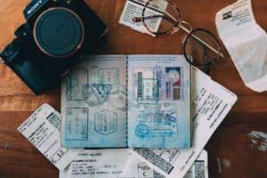 דרכון פתוח - תמונה להמחשה